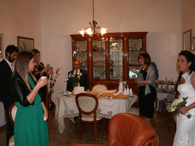 Il matrimonio di Floriana e Diego a Nardò, Lecce 1