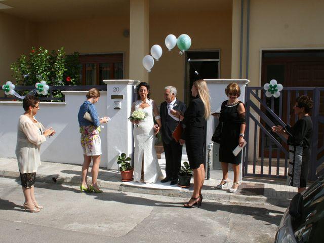 Il matrimonio di Floriana e Diego a Nardò, Lecce 2