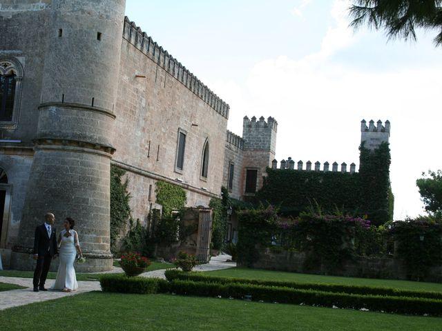 Il matrimonio di Floriana e Diego a Nardò, Lecce 6