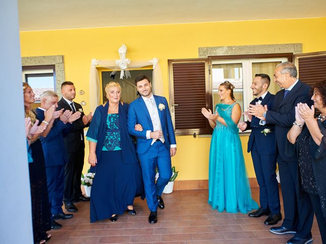 Il matrimonio di Francesca e Cristian a Anzio, Roma 7