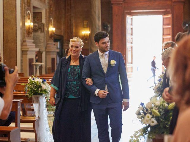 Il matrimonio di Francesca e Cristian a Anzio, Roma 8