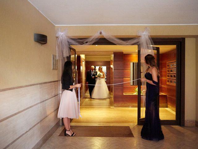 Il matrimonio di Francesca e Cristian a Anzio, Roma 16