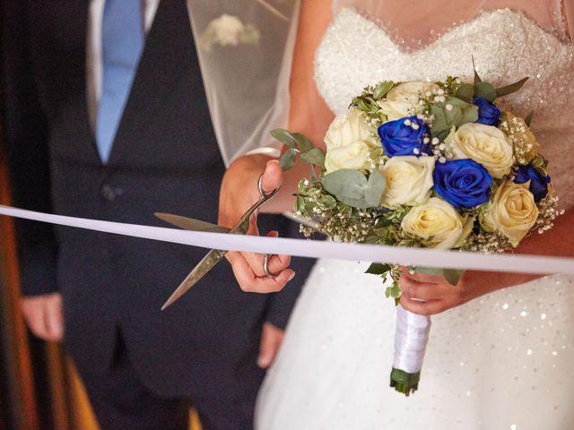 Il matrimonio di Francesca e Cristian a Anzio, Roma 17