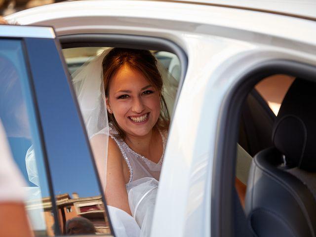 Il matrimonio di Francesca e Cristian a Anzio, Roma 18