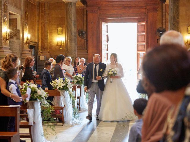 Il matrimonio di Francesca e Cristian a Anzio, Roma 19