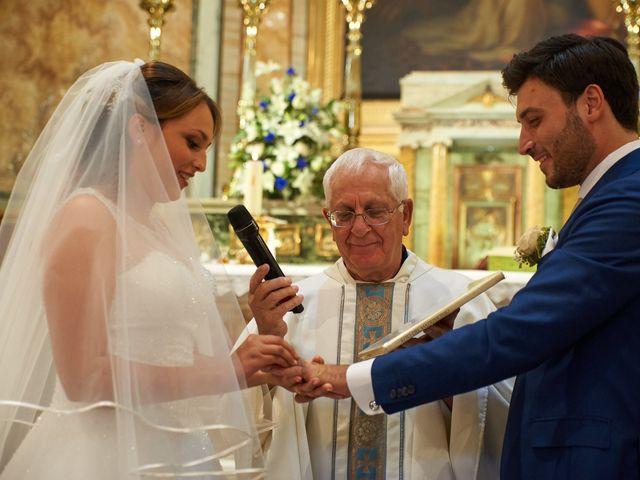 Il matrimonio di Francesca e Cristian a Anzio, Roma 20