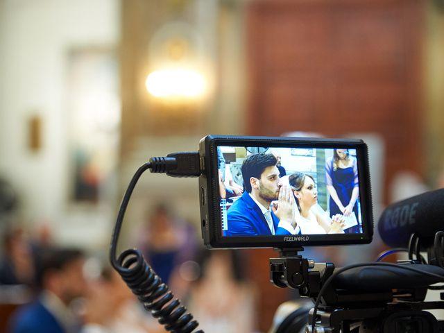 Le nozze di Cristian e Francesca