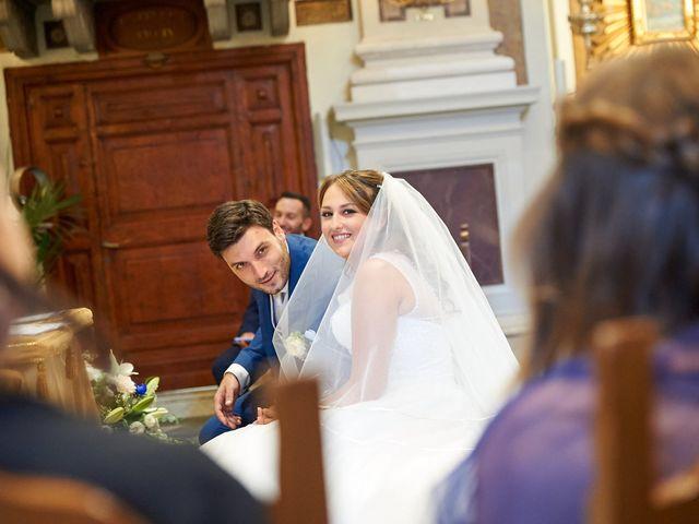 Il matrimonio di Francesca e Cristian a Anzio, Roma 21