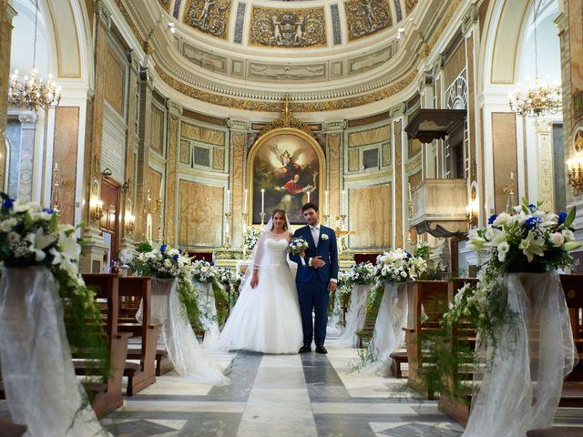 Il matrimonio di Francesca e Cristian a Anzio, Roma 23