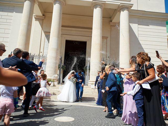 Il matrimonio di Francesca e Cristian a Anzio, Roma 24