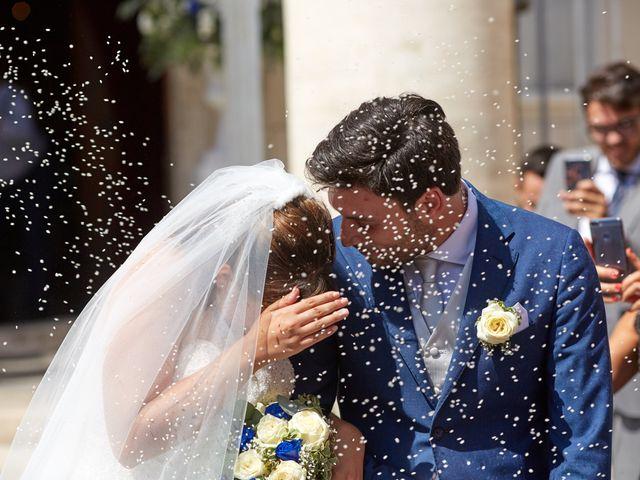 Il matrimonio di Francesca e Cristian a Anzio, Roma 25