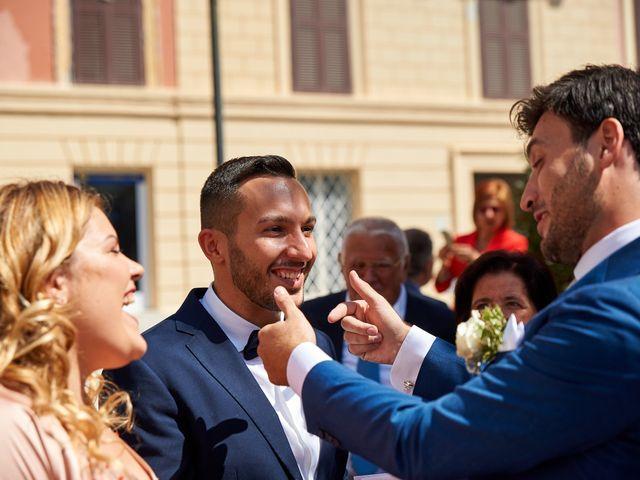 Il matrimonio di Francesca e Cristian a Anzio, Roma 27