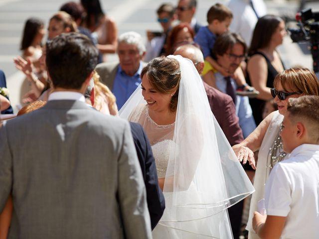 Il matrimonio di Francesca e Cristian a Anzio, Roma 28