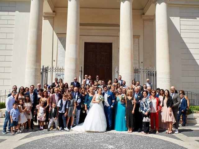Il matrimonio di Francesca e Cristian a Anzio, Roma 29