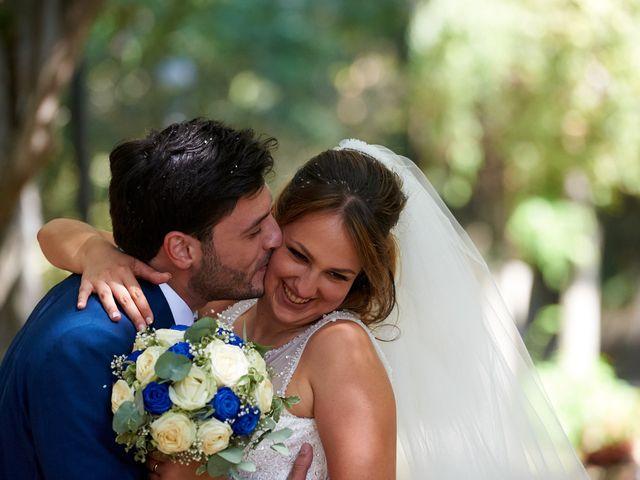 Il matrimonio di Francesca e Cristian a Anzio, Roma 31