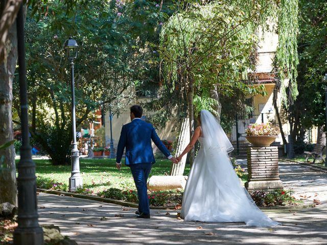 Il matrimonio di Francesca e Cristian a Anzio, Roma 32