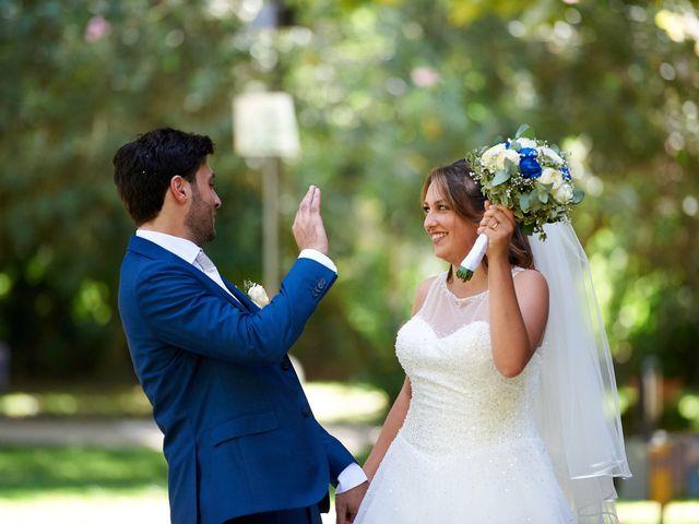 Il matrimonio di Francesca e Cristian a Anzio, Roma 33