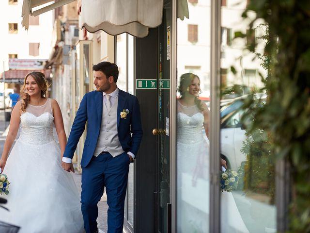 Il matrimonio di Francesca e Cristian a Anzio, Roma 34