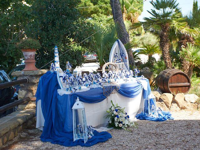 Il matrimonio di Francesca e Cristian a Anzio, Roma 39