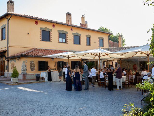 Il matrimonio di Francesca e Cristian a Anzio, Roma 45