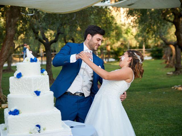 Il matrimonio di Francesca e Cristian a Anzio, Roma 47