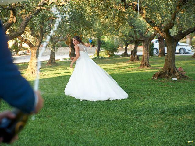 Il matrimonio di Francesca e Cristian a Anzio, Roma 49