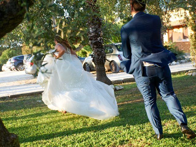 Il matrimonio di Francesca e Cristian a Anzio, Roma 50