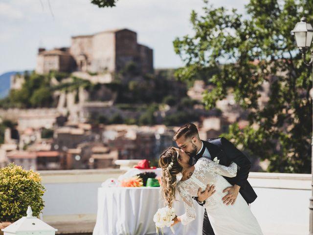Il matrimonio di Roberta e Massimiliano a Subiaco, Roma 3