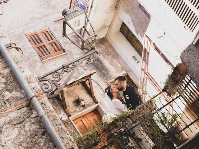 Il matrimonio di Roberta e Massimiliano a Subiaco, Roma 7