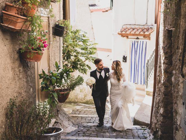 Il matrimonio di Roberta e Massimiliano a Subiaco, Roma 8