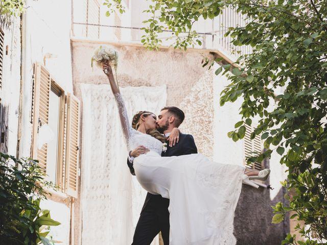 Il matrimonio di Roberta e Massimiliano a Subiaco, Roma 9