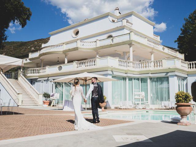 Il matrimonio di Roberta e Massimiliano a Subiaco, Roma 23