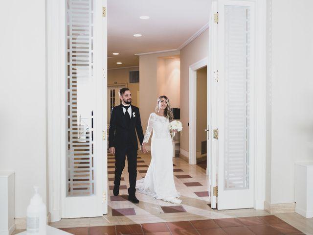 Il matrimonio di Roberta e Massimiliano a Subiaco, Roma 25