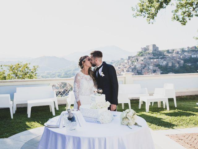 Il matrimonio di Roberta e Massimiliano a Subiaco, Roma 27
