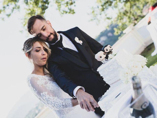 Il matrimonio di Roberta e Massimiliano a Subiaco, Roma 28