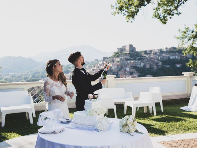 Il matrimonio di Roberta e Massimiliano a Subiaco, Roma 29