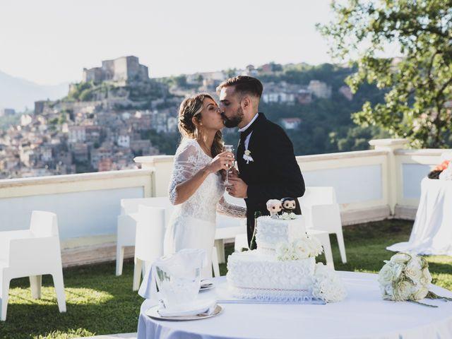 Il matrimonio di Roberta e Massimiliano a Subiaco, Roma 30