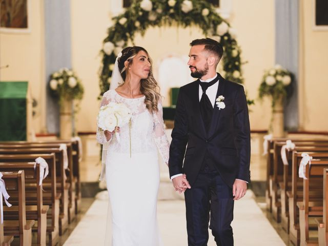 Il matrimonio di Roberta e Massimiliano a Subiaco, Roma 39
