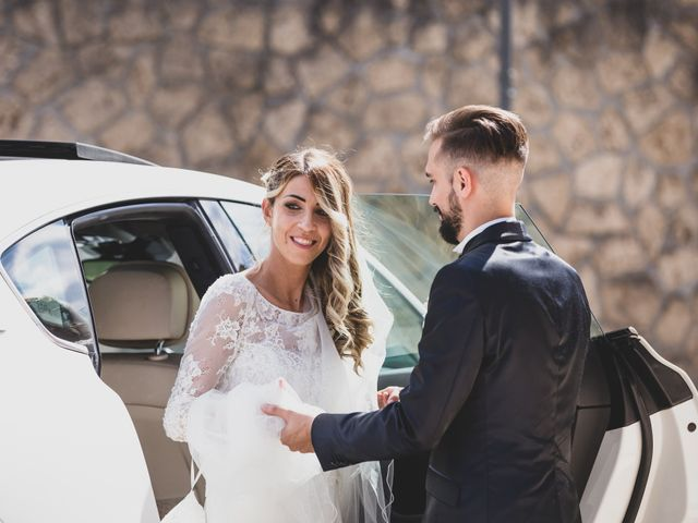 Il matrimonio di Roberta e Massimiliano a Subiaco, Roma 42