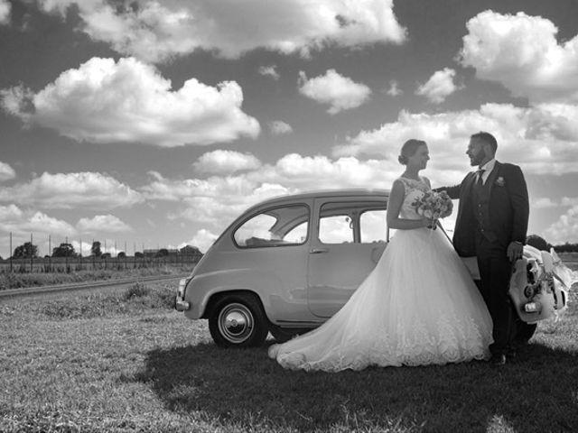 Il matrimonio di Alberto e Alessia a Bondeno, Ferrara 1