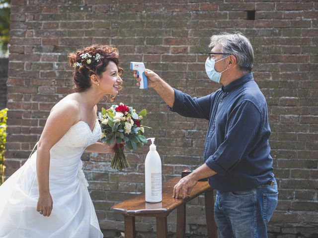 Il matrimonio di Eric e Giulia a Pegognaga, Mantova 14
