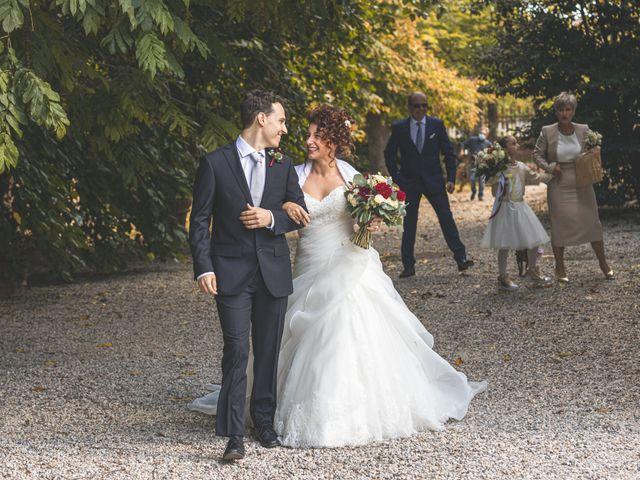 Il matrimonio di Eric e Giulia a Pegognaga, Mantova 16