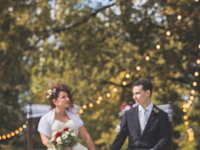 Il matrimonio di Eric e Giulia a Pegognaga, Mantova 20