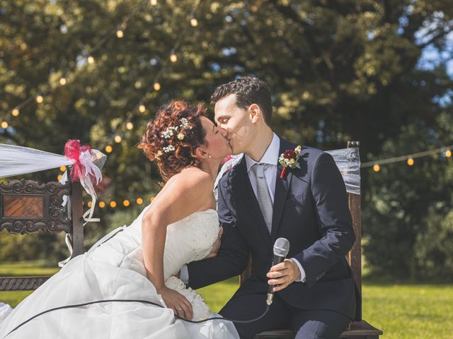 Il matrimonio di Eric e Giulia a Pegognaga, Mantova 23