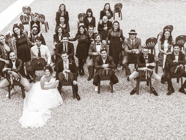 Il matrimonio di Eric e Giulia a Pegognaga, Mantova 39