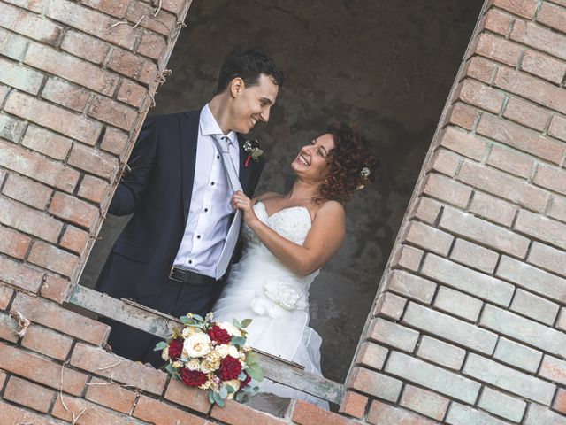 Le nozze di Giulia e Eric