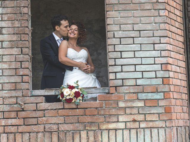 Il matrimonio di Eric e Giulia a Pegognaga, Mantova 46