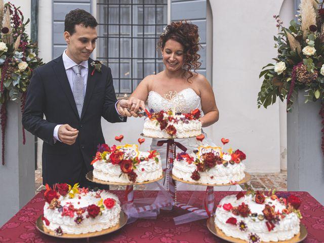 Il matrimonio di Eric e Giulia a Pegognaga, Mantova 55