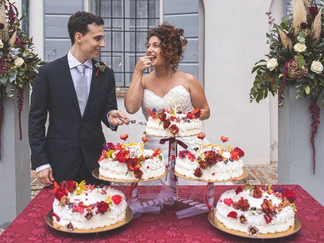 Il matrimonio di Eric e Giulia a Pegognaga, Mantova 56