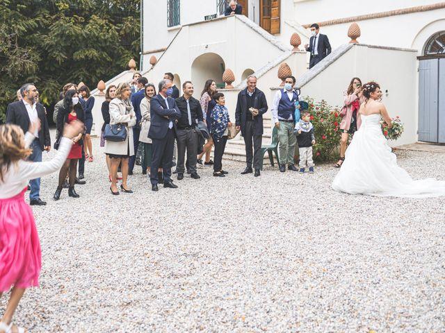 Il matrimonio di Eric e Giulia a Pegognaga, Mantova 57